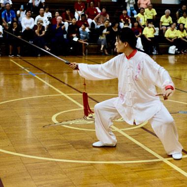 Hawaii Taichi Classes - Punahou Taichi Class - Chinese